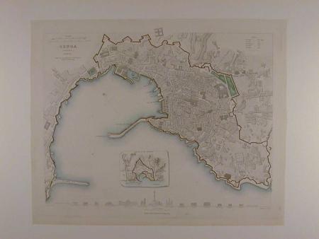 Genoa (Genova) by W. B Clarke
