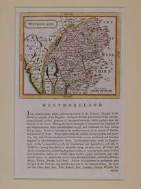 Westmorland by John Seller