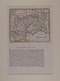 Middlesex by John Seller