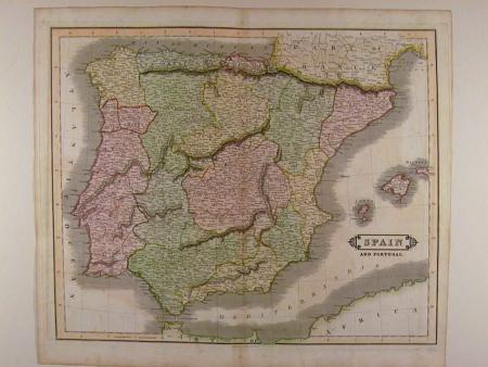 Spain by Daniel Lizars