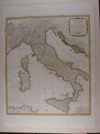 A New Map of Italy