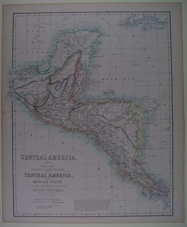 Central America by John McNab