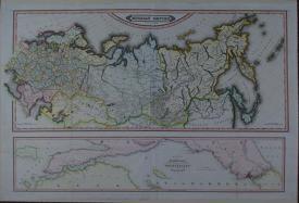 Russian Empire by Daniel Lizars
