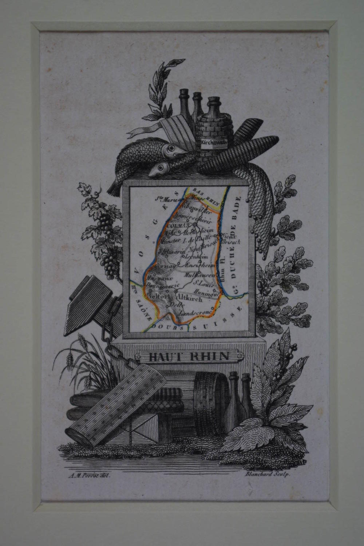 Haut Rhin by Aristide Michel Perrot