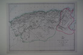 Algeria and Tunis by Edward Weller