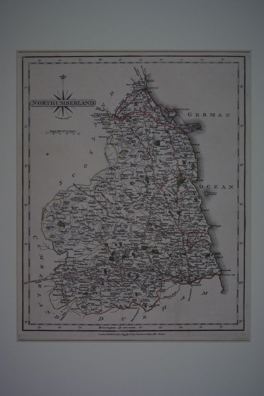 Northumberland by John Cary