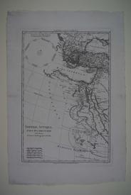 Imperia Antiqua. Pars Occidentalis by Rigobert Bonne