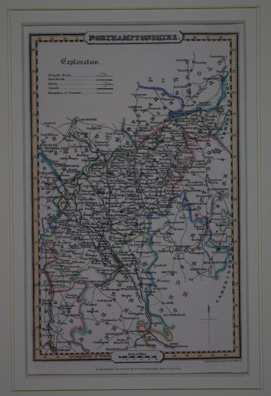 Northamptonshire by James Pigot