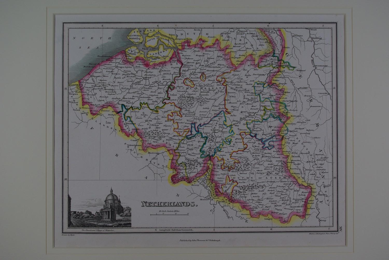Netherlands by J Wyld / NR Hewitt