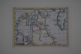 A Map of Hudsons Bay and Straits by Thomas Jefferys