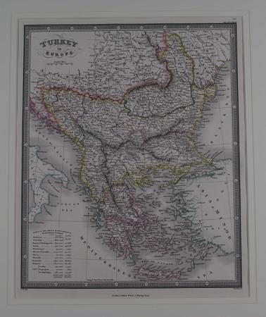 Turkey in Europe by James Wyld