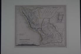 Peru and Bolivia by John Dower