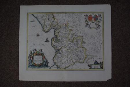 Lancastria Palatinatus by Johannes Jansson