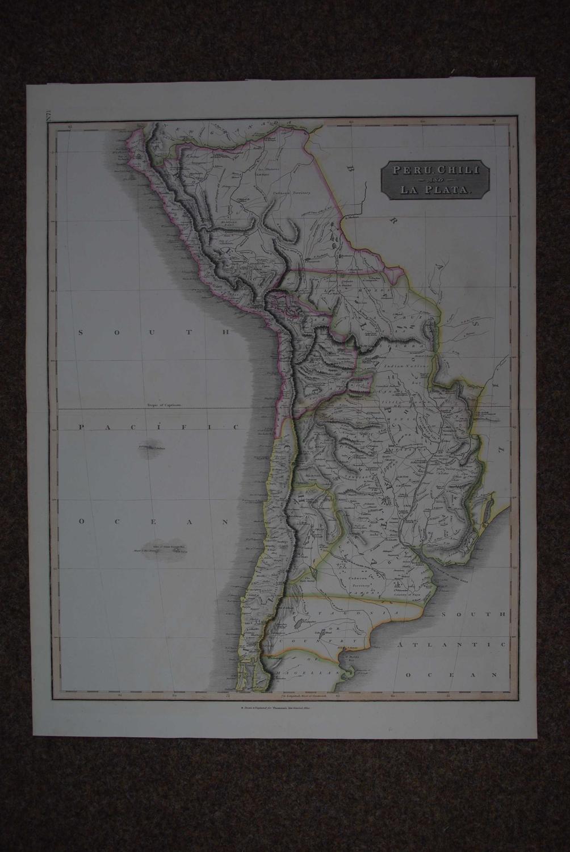 Peru, Chili and La Plata by John Thomson