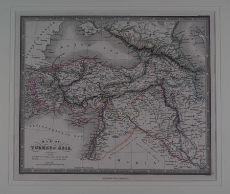 Turkey in Asia by James Wyld