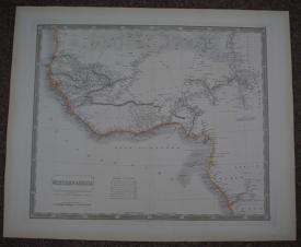 Western Africa by Sidney Hall