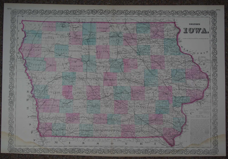 Colton's Iowa