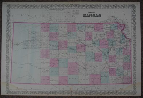 Colton's Kansas