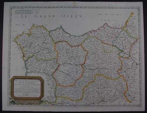 Les Estats De La Couronne De Castille