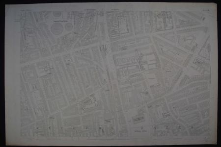London. Sheet VII. 38 by Ordnance Survey
