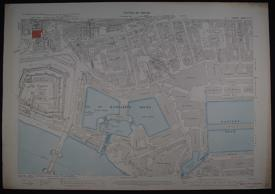 London. Sheet  VII. 77 by Ordnance Survey Edition of 1894-96