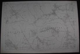 London. Sheet. Middlesex/Hertfordshire.  Sheet V1 Do XLV by Ordnance Survey