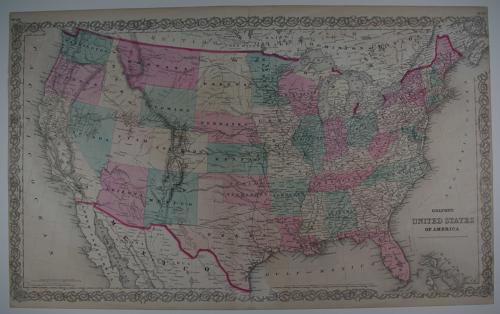Colton's  United States of America