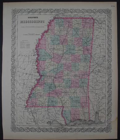 Colton's Mississippi