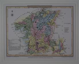 Worcestershire by G Cole / J Roper / Joseph Nightingale