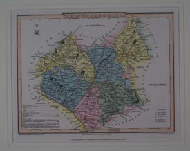 Leicestershire by G Cole / J Roper / Joseph Nightingale