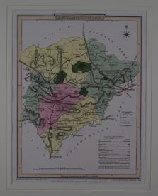 Rutlandshire by G Cole / J Roper / Joseph Nightingale