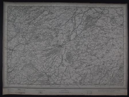 Montgomery   Sheet 165 by Ordnance Survey