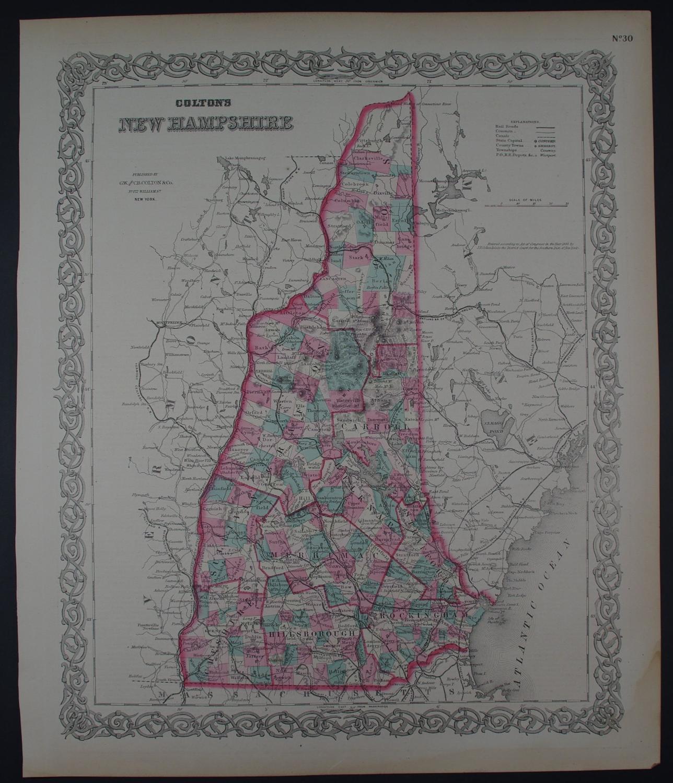 Colton's New Hampshire