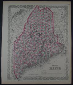 Colton, G.W: Colton's Maine