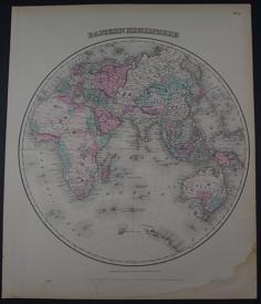 Colton, G.W: Eastern Hemisphere