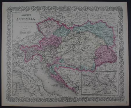 Austria by G.W. Colton