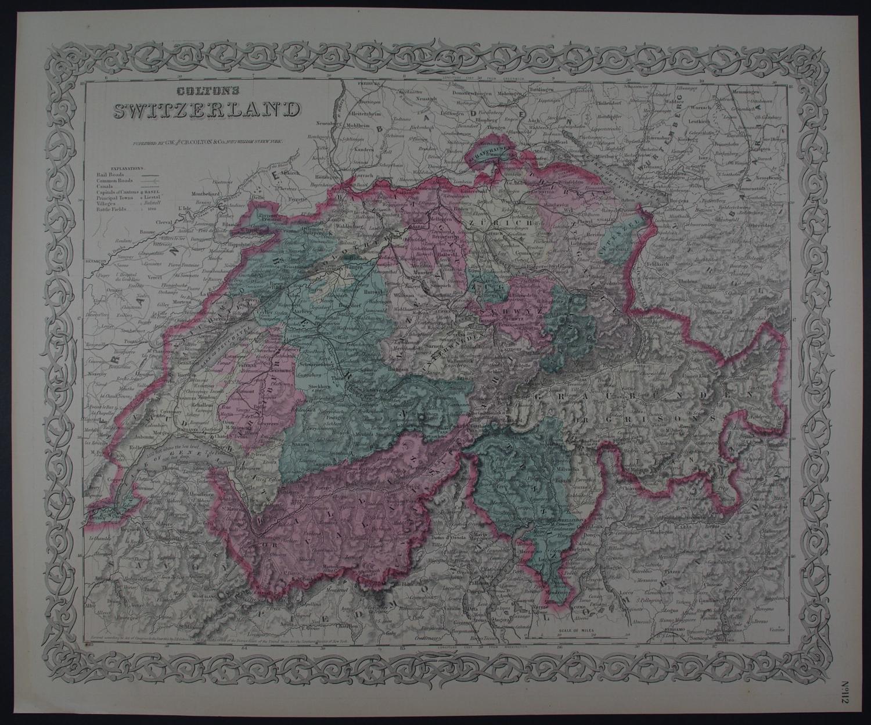Switzerland by G.W. Colton