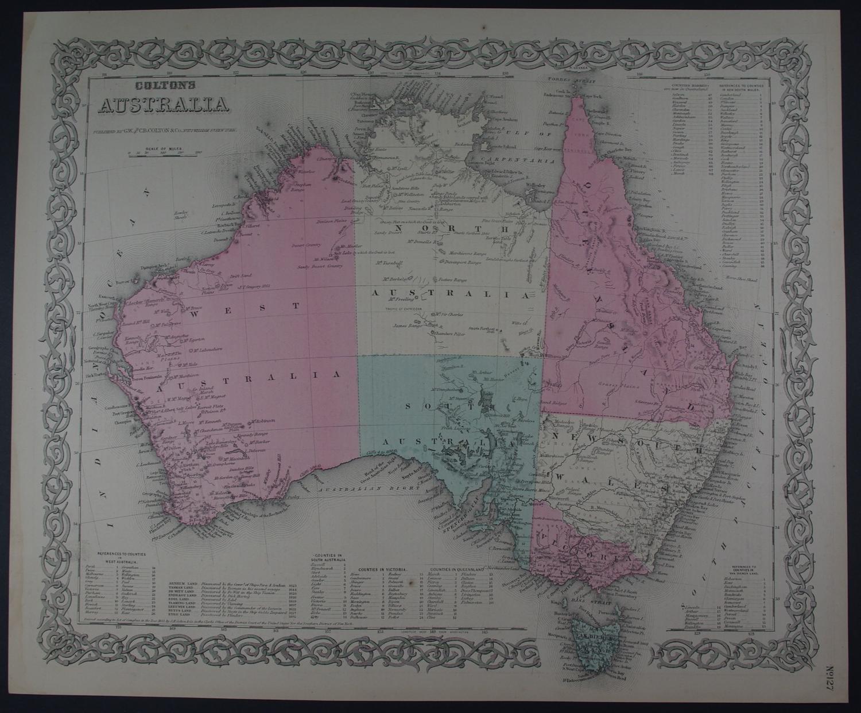 Australia by G.W. Colton