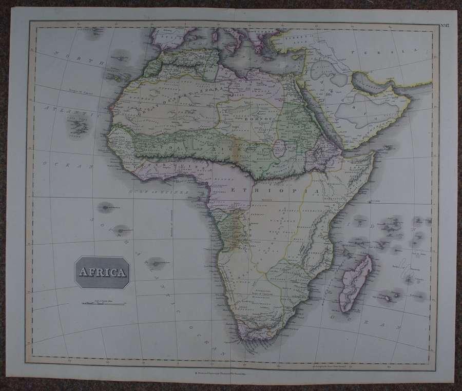 Africa by John Thomas