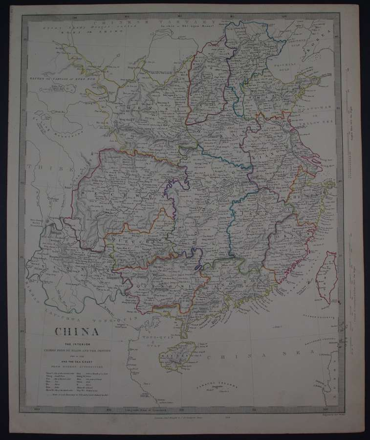 China by J and C Walker