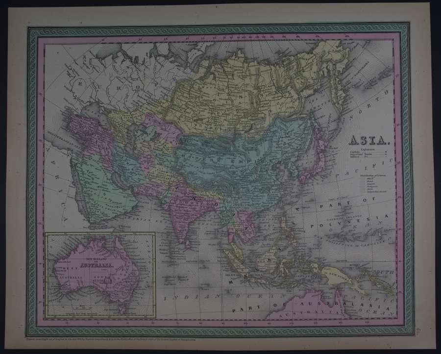 Asia by Thomas, Cowperthwait & Co