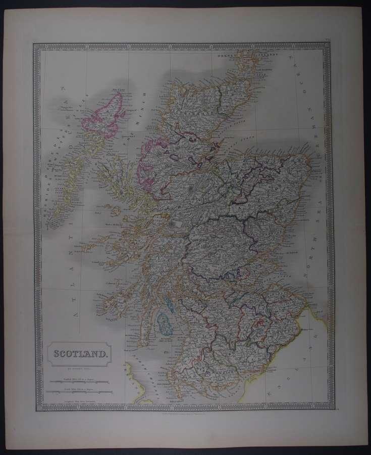 Scotland by Sidney Hall