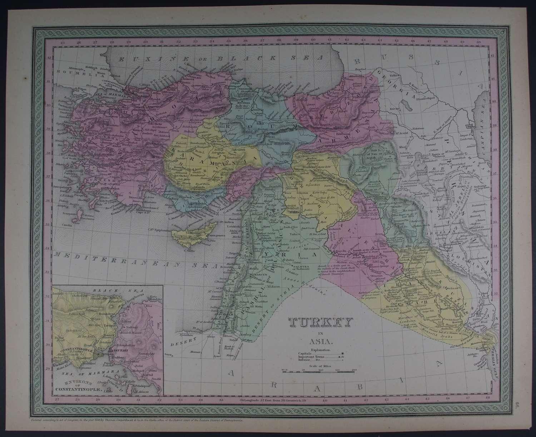 Turkey in Asia by Thomas Cowperthwait & Co