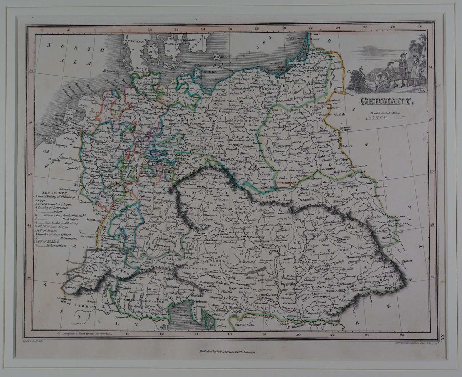 Germany by J Wild and NR Hewitt